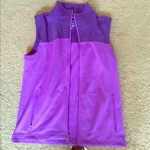 Brand new with tags. Medium Nike vest. Purple.