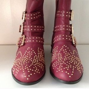 Shoes - Donating tomorrow /  Studded boots