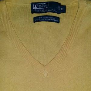 Mens v-neck Polo Ralph Lauren Sweater