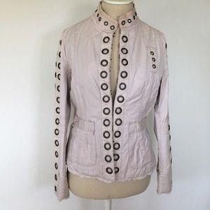 VINTAGE 🌙 Luii grommet jacket