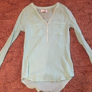 Old navy real colored long sleeve / 3/4 sleeve top