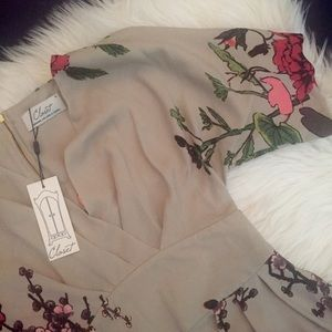 Closet Dresses & Skirts - NWT Closet London Floral Dress, UK 10, US 8?