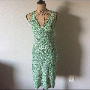 BCBGMaxAzria Dresses & Skirts - BCBGMAXAZRIA Green Dress