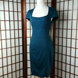 Laundry by Design Dresses & Skirts - Teal Blue LAUNDRY by DESIGN Sheath DRESS Size 8P