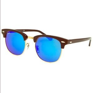 Ray-Ban Accessories - 🆕Rayban Blue and black clubmasters 3016