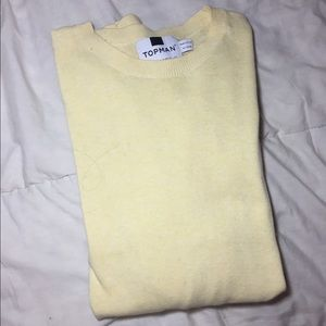 Topman Other - Top man oversized sweater