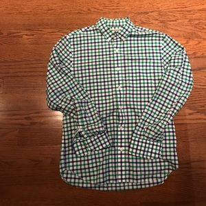 Bonobos Other - Bonobos Button Down gingham pattern Shirt