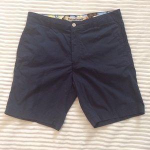 Tailor Vintage Other - Tailor Vintage Men's Shorts Navy Blue Size 34