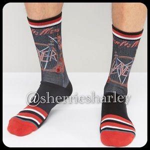 Stance Other - Slayer Men's Socks by Stance Size L (9-13) NWT