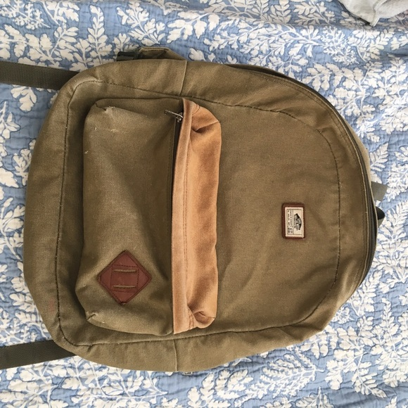 vintage vans backpack