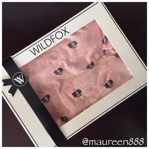 Wildfox® French Press PJ Set [peachy keen]