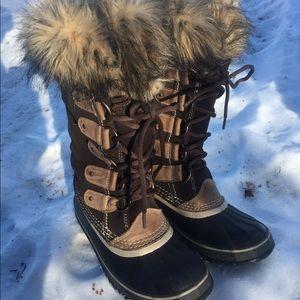 """Sorel Shoes - Women's Sorel """"Joan of Arctic"""" boots"""
