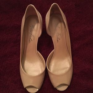 Marc Fisher Shoes - Marc Fisher Peep Toe Heels