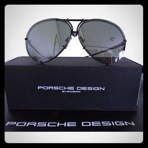 Porsche Design Accessories - Porsche design sunglasses