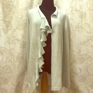 Anthropologie by Moth Knit Cardigan