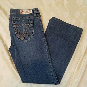 MEK Denim - MEK Aldan bootcut jeans