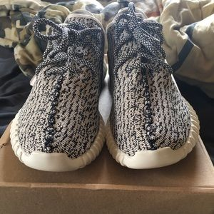 Perfect UA Yeezy 350 boost turtle dove unboxing \\ u0026 best yeezy boost