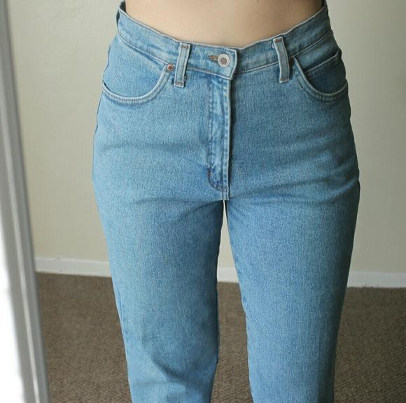 Vintage Jeans - Vintage mom jeans