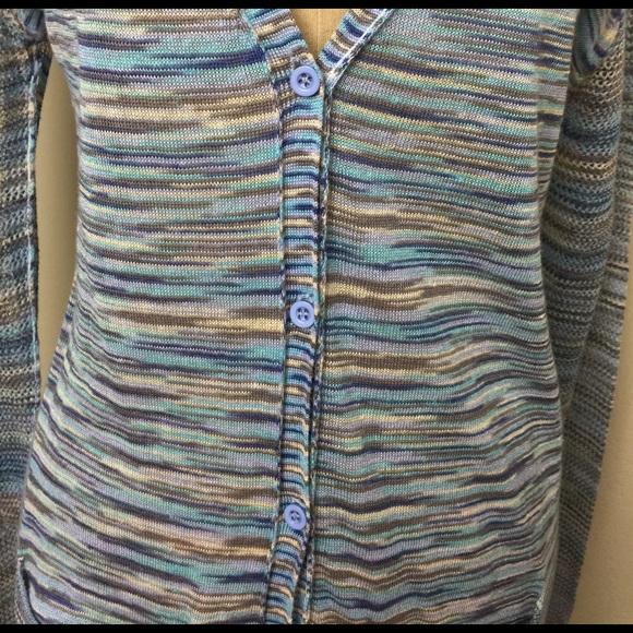 LAmade Sweaters - LAMade multi knit long cardigan