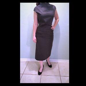 Armani Collezioni Dresses & Skirts - Gray Armani Collezioni Suit - fits like US6