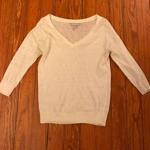 Banana Republic lightweight sweater