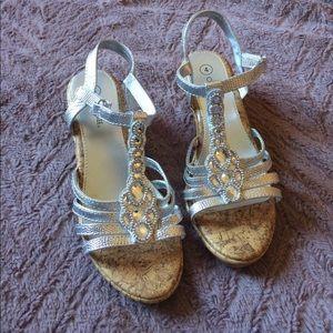 Cherokee Other - Cork Sandals (Girls4)
