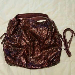 Nicole Lee Handbags - purple shoulder bag