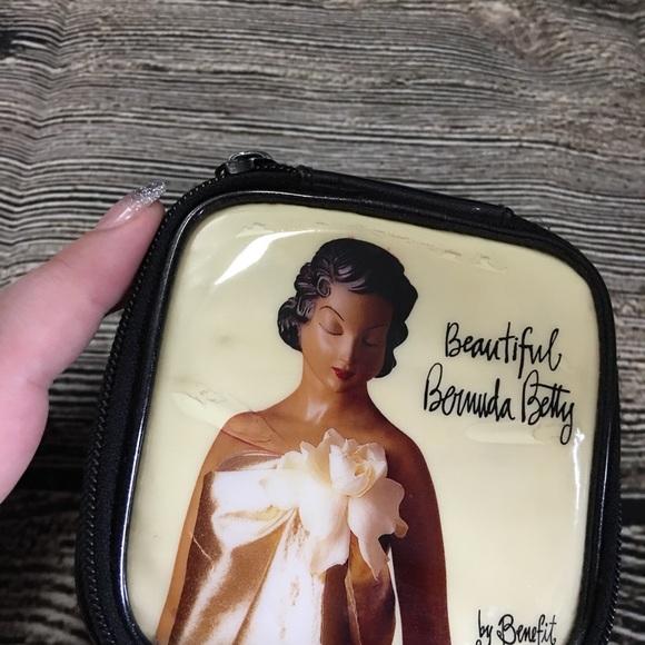 Benefit Bags - Benefit Makeup Bag