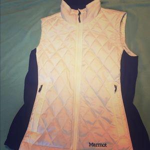 Marmot Jackets & Blazers - Marmot Synthetic Vest - Super Cute - Never Worn