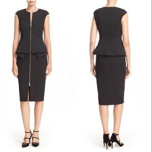 Ted Baker Dresses & Skirts - Ten Baker Black Peplum Dress