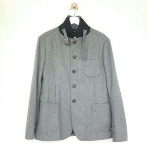 Mango Other - HE by MANGO military inspired wool jacket
