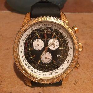 Richard & Co. Men's Diamond Watch