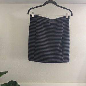Madewell Dresses & Skirts - Madewell Striped Knit Skirt