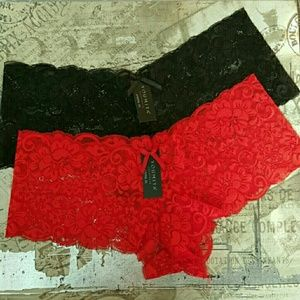 Other - Sexy Lace Panty Bundle NWT