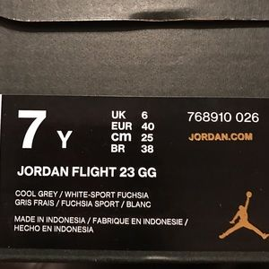 0996bca11e0fee Jordan Shoes - Youth Jordan Flight 23 GG