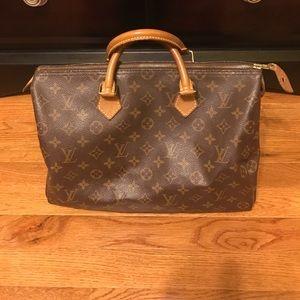Louis Vuitton Handbags - Louis Vuitton Speedy 35 Vintage