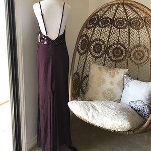 Flynn Skye Dresses & Skirts - RARE - Flynn Skye Paris Low Back Maxi Dress