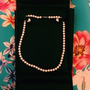 Authentic Pearl Necklace