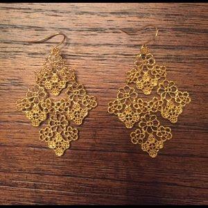 39 stella dot jewelry chantilly lace cuff from