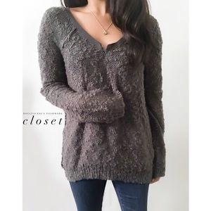 elan  Sweaters - Elan Textured Knit Sweater