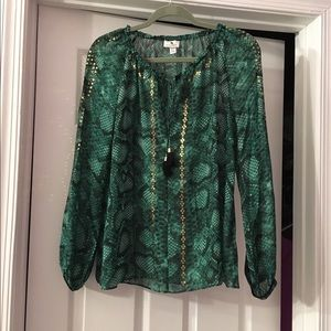 Altuzarra Tops - Altuzarra for Target long sleeve blouse