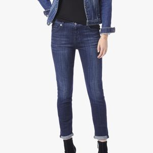 7 For All Mankind Denim - 7 for all mankind skinny josefina jeans 31