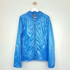 Mango Other - HE by MANGO rain jacket in blue