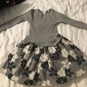 MonnaLisa Other - Monnalisa made in Italy grey dress