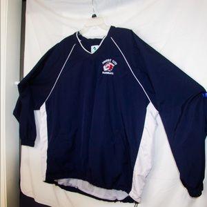 """Gildan Other - UofA NCAA style """"Desert Cats Baseball"""" windbreaker"""