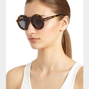 Karen Walker Accessories - Karen Walker Joyous Tortoise Sunglasses