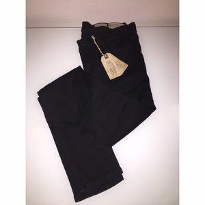 ALLSAINTS size 28 black skinny jeans