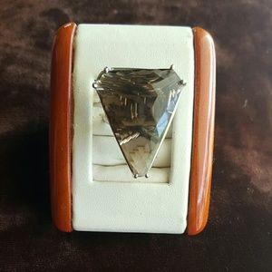 2xist Jewelry - Silver Topaz  Ring