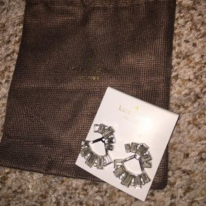Kate Spade earrings brand new!