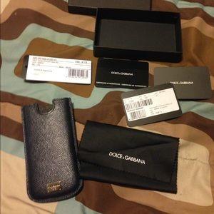 Dolce & Gabbana Accessories - Dolce and Gabbana phone case
